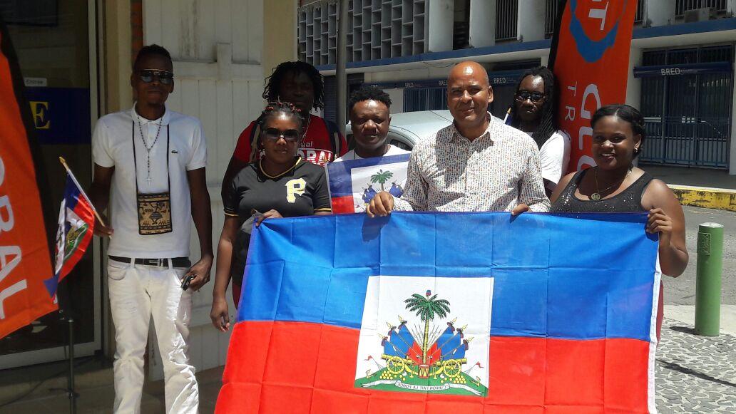 Fête du drapeau Haïtien